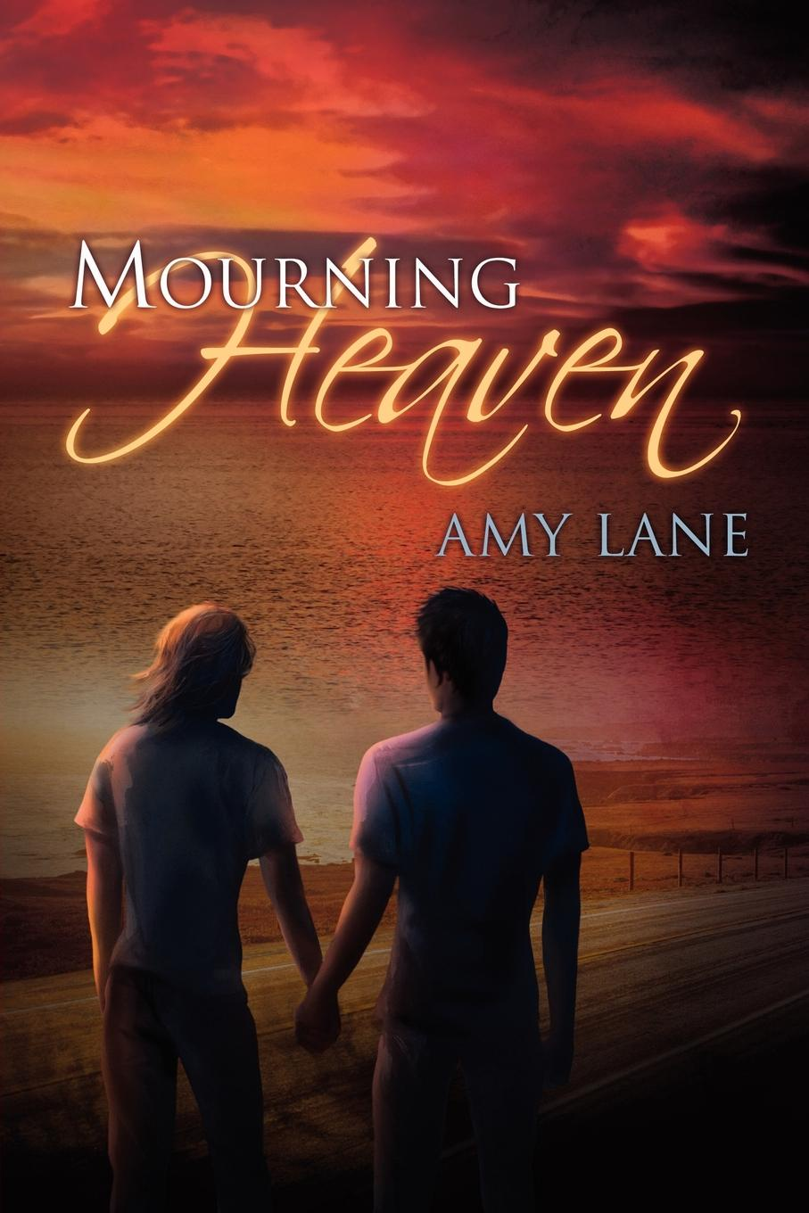 Amy Lane Mourning Heaven michael frayn noises off a play