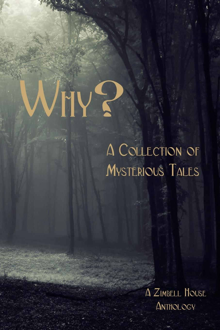 Zimbell House Publishing Why.. A Collection of Mysterious Tales: A Zimbell House Anthology thirteen reasons why