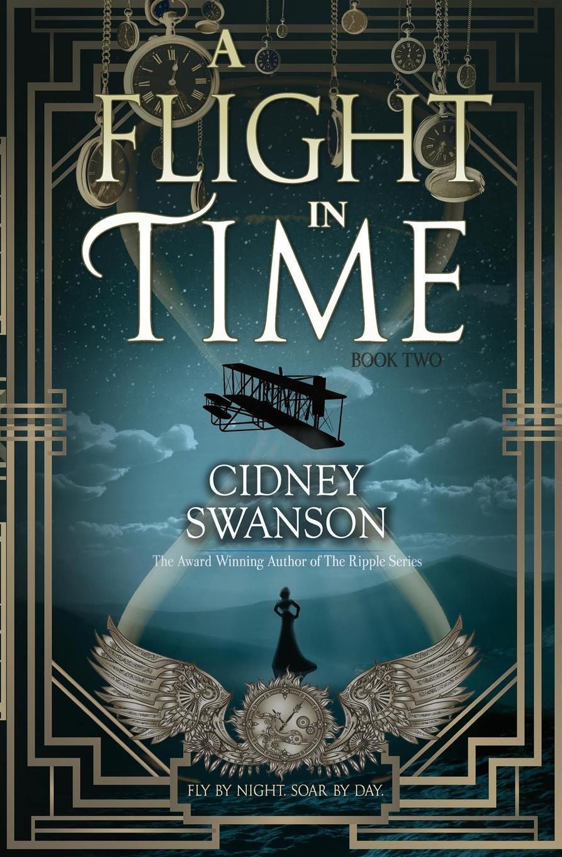 Cidney Swanson A Flight in Time fear itself