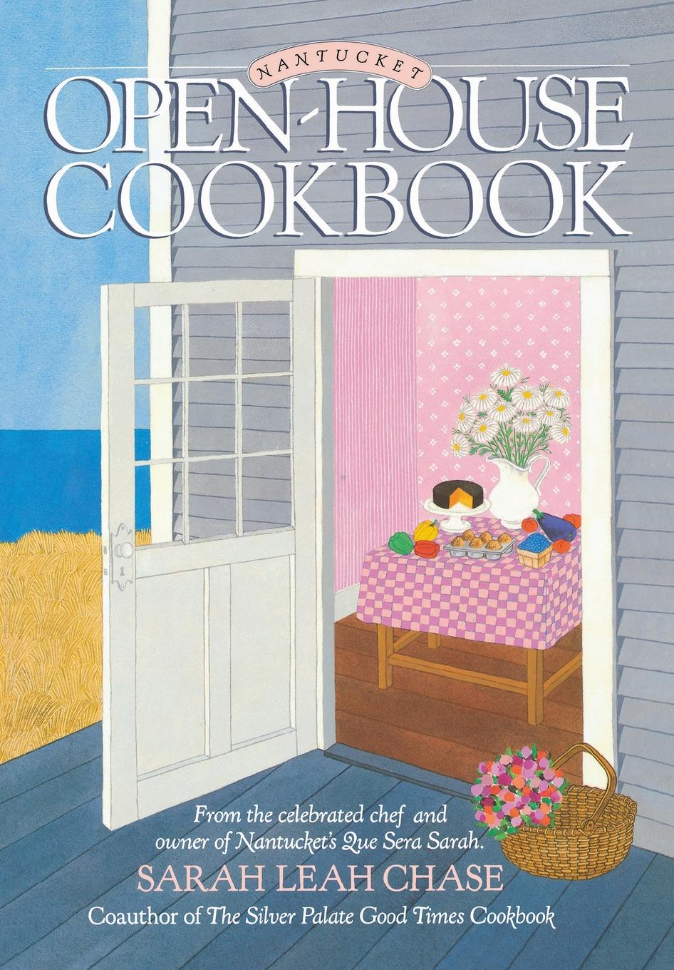 Sarah Leah Chase Nantucket Open-House Cookbook magnus chase and the sword of summer