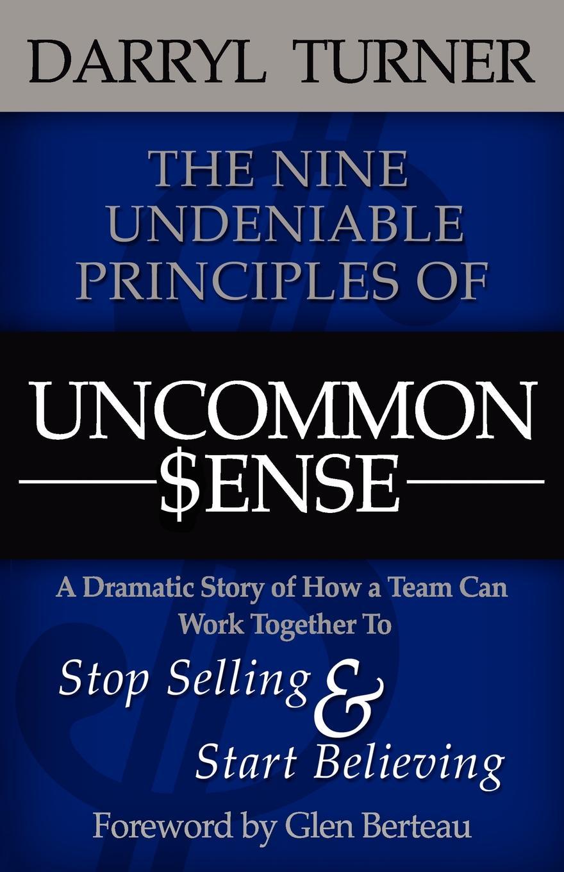 Darryl Turner Uncommon Sense цена
