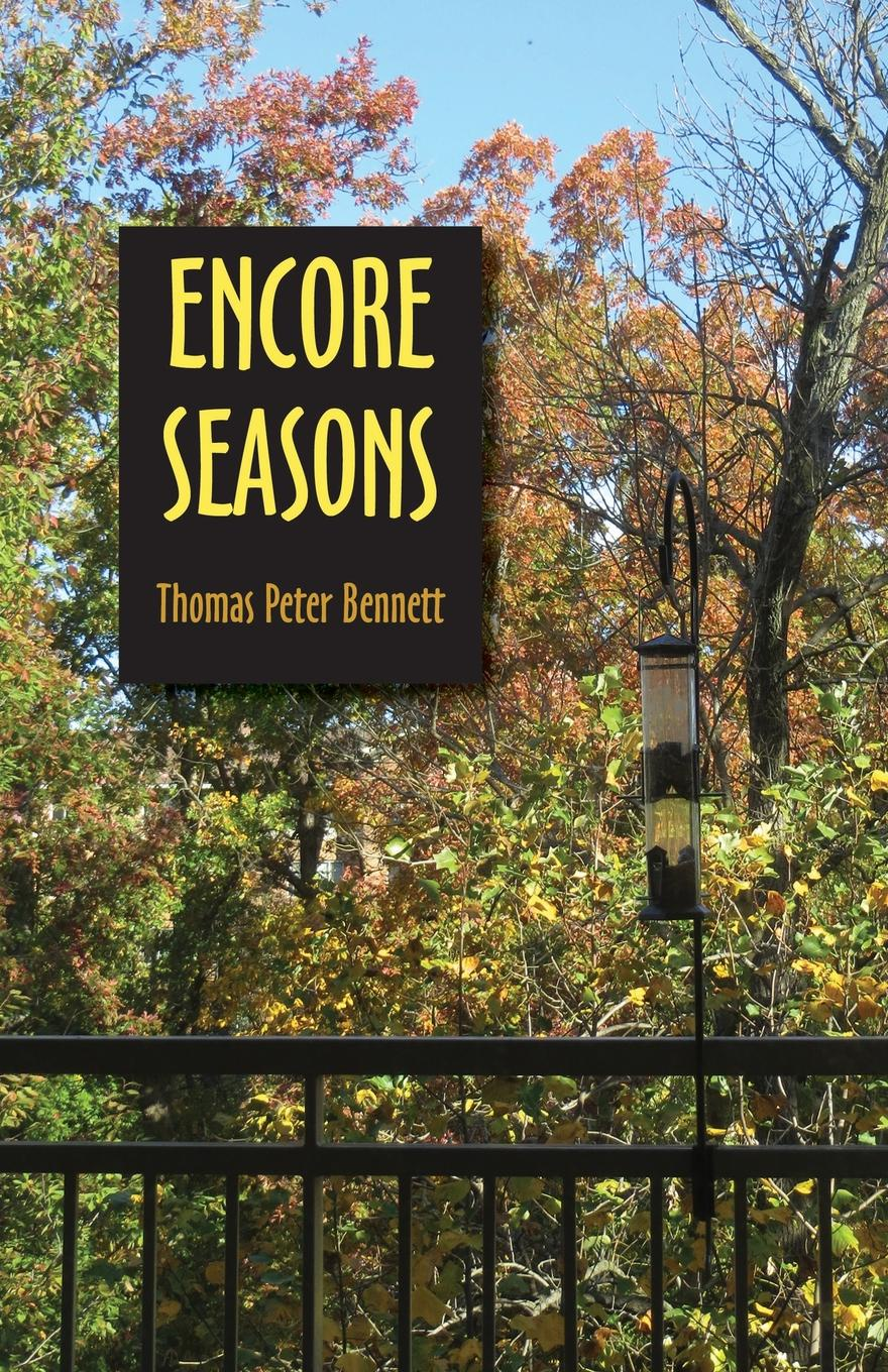 Thomas Peter Bennett Encore Seasons alexander glazunov the seasons chopiniana