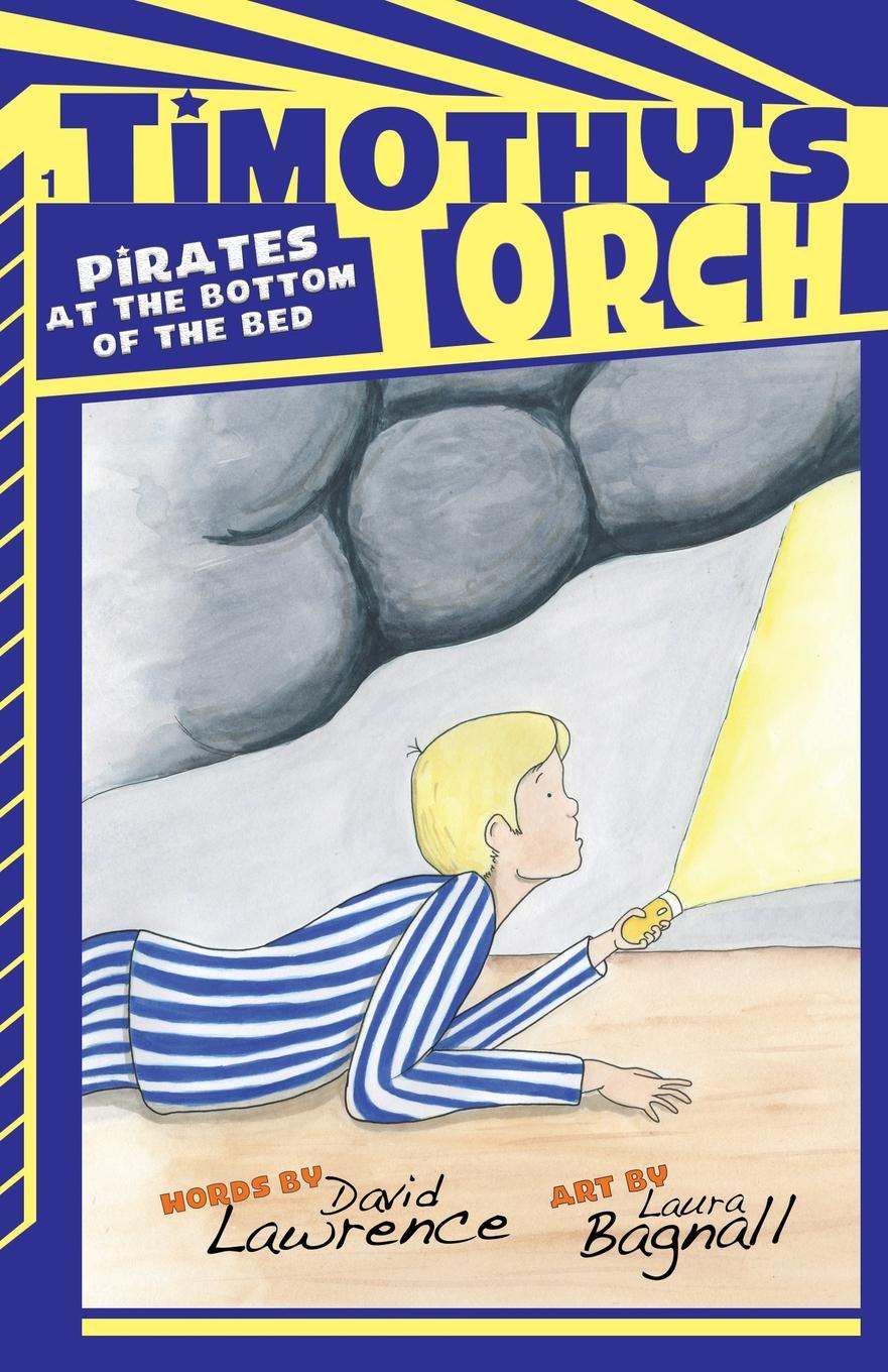 David Lawrence Pirates at the Bottom of the Bed drawing is magic discovering yourself in a sketchbook
