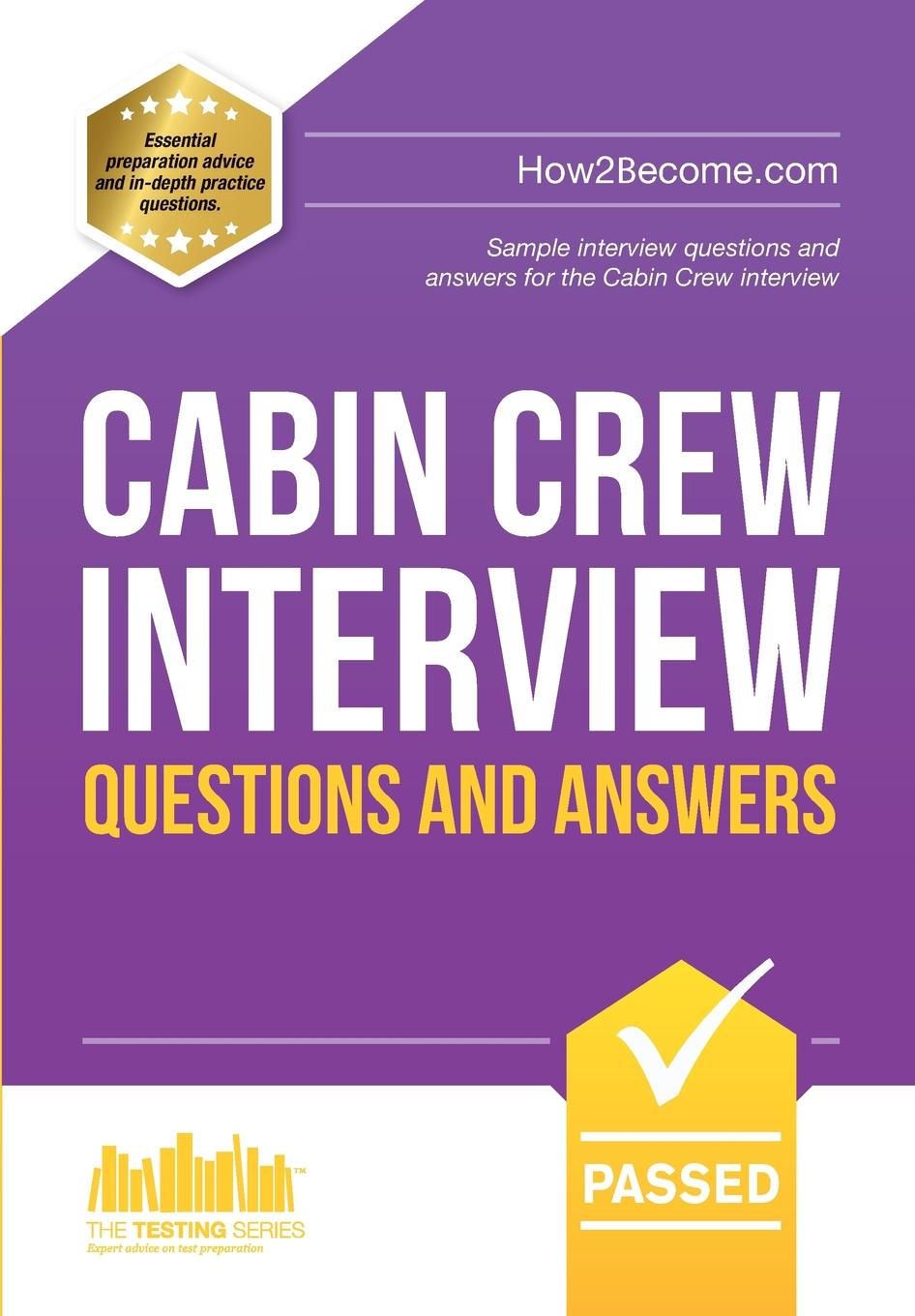 How2Become Cabin Crew Interview Questions and Answers. Sample interview questions and answers for the Cabin Crew interview the crew 2 [ps4]