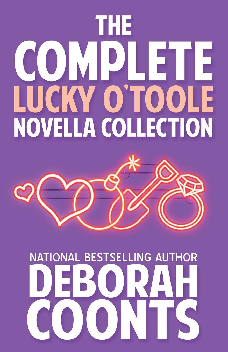 Deborah Coonts The Complete Lucky O.Toole Novella Collection the lucky lottery