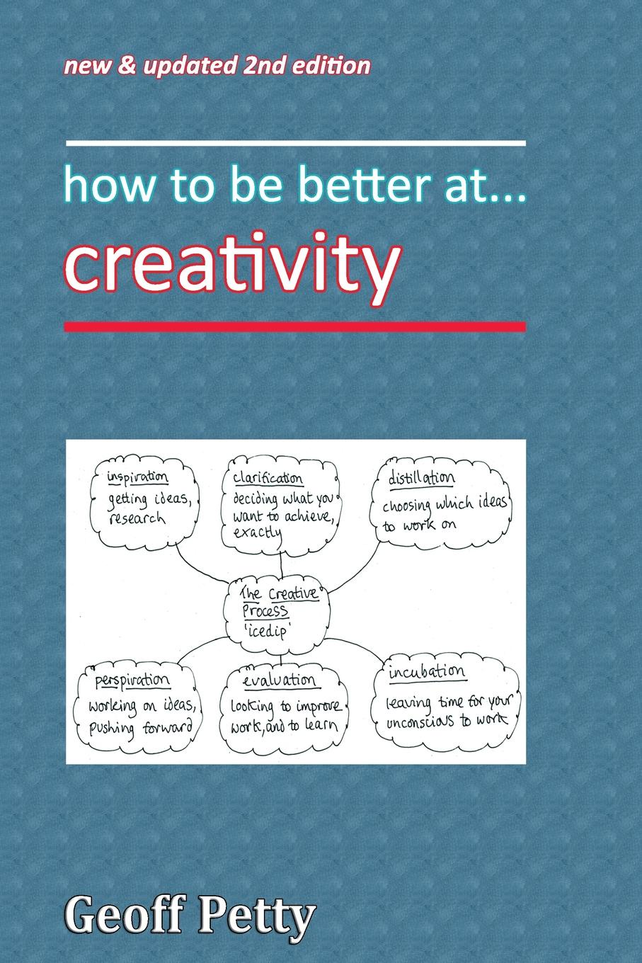Geoff Petty how to be better at... creativity creativity in conscience society