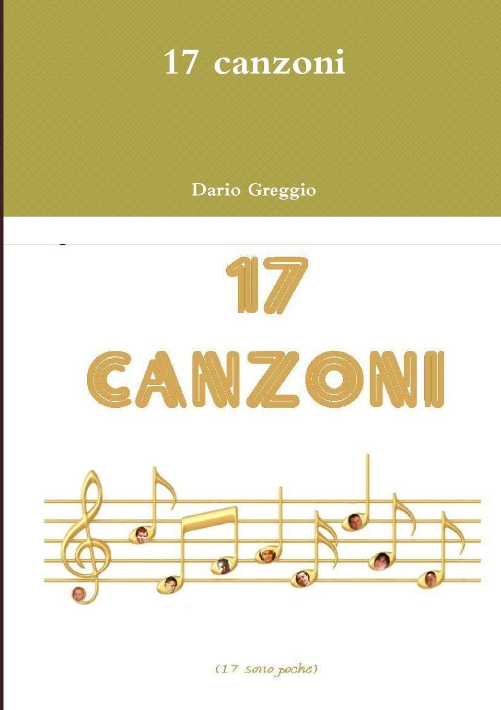Dario Greggio 17 canzoni g frescobaldi recercari et canzoni