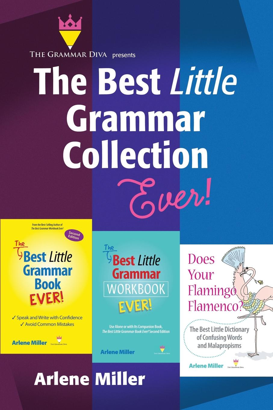 Фото - Arlene Miller The Best Little Grammar Collection Ever. random house webster s grammar usage and punctuation