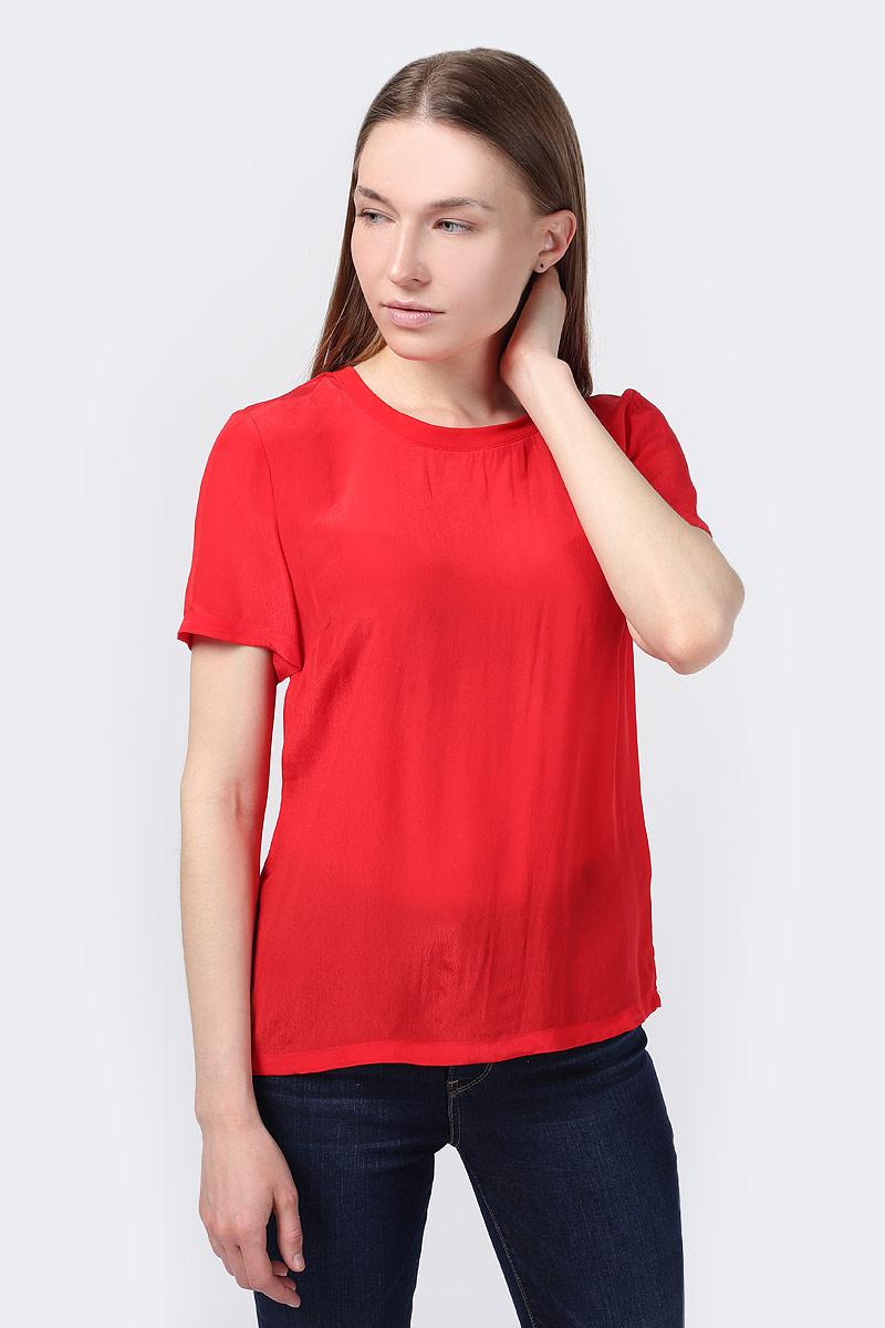 Блузка Calvin Klein Jeans блузка женская calvin klein jeans цвет синий j20j207813 4040 размер s 42 44