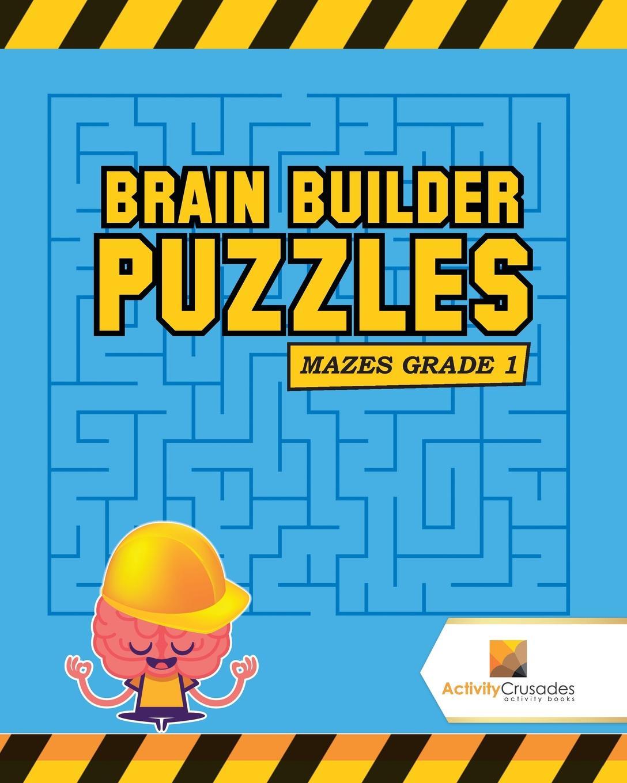 где купить Activity Crusades Brain Builder Puzzles. Mazes Grade 1 по лучшей цене