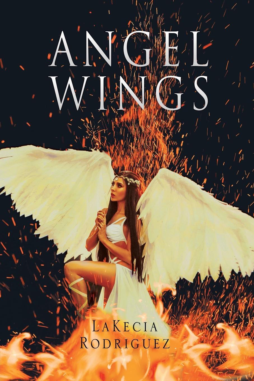 LaKecia Rodriguez Angel Wings цена и фото