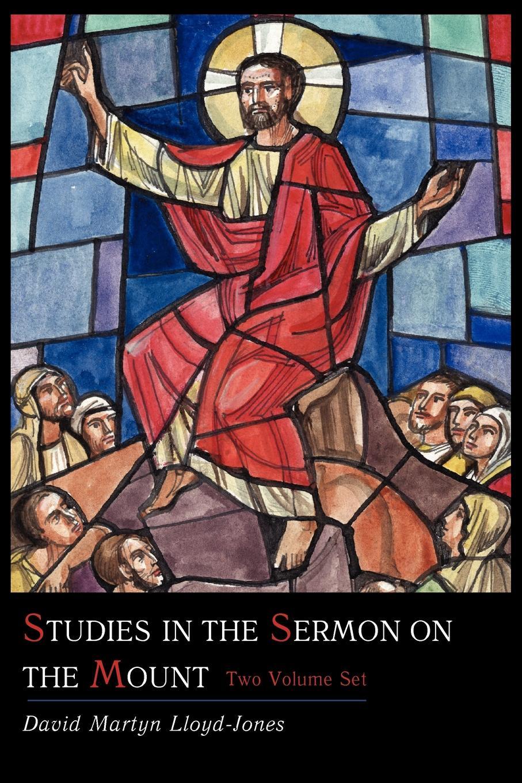 David Martyn Lloyd-Jones Studies in the Sermon on the Mount .Two Volume Set. milton jones bible doctrine volume two