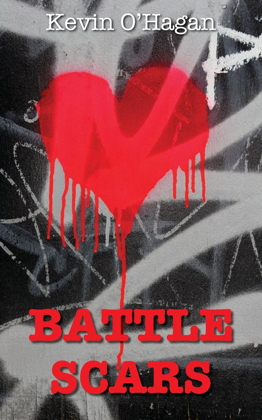 Kevin O'Hagan Battlescars y the last man book one
