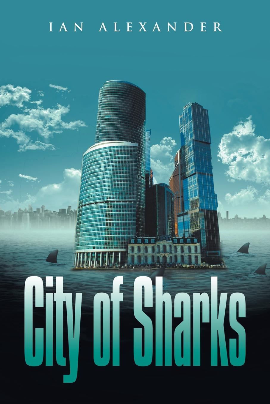 Ian Alexander City of Sharks ribambelle in the city