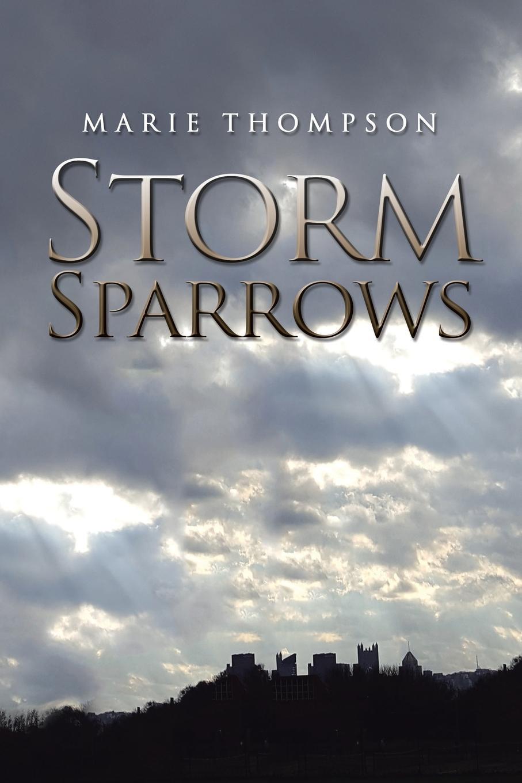 Marie Thompson Storm Sparrows толстовка paul frank pftt143808m lili 14