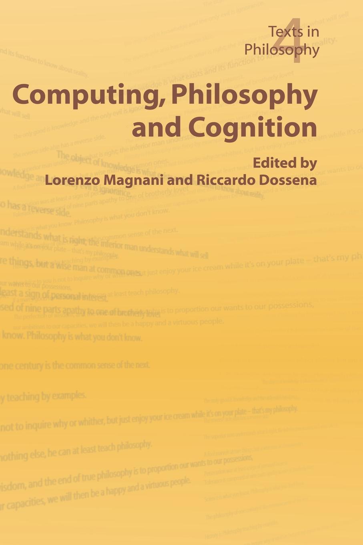 цены на Computing, Philosophy and Cognition  в интернет-магазинах