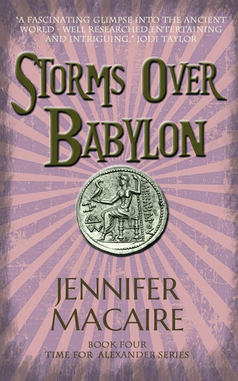 лучшая цена Jennifer Macaire Storms Over Babylon