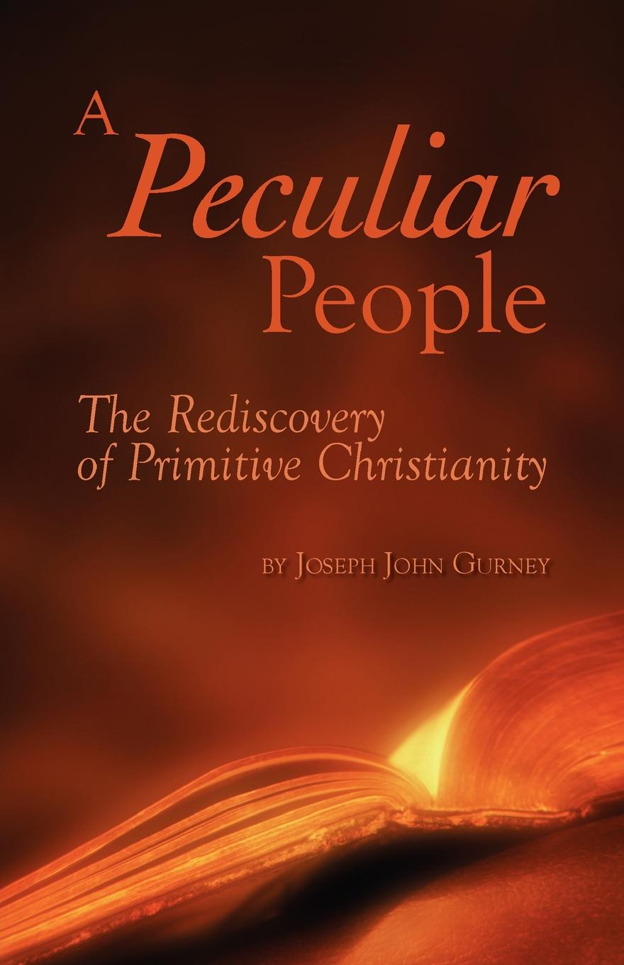 Joseph John Gurney A Peculiar People j a w wadmore collections for a parochial history of barrow gurney