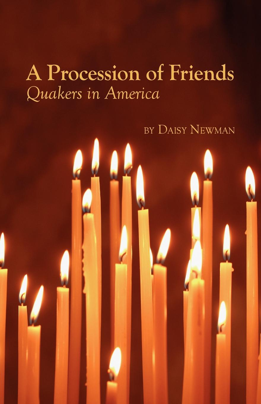 Daisy Newman A Procession of Friends