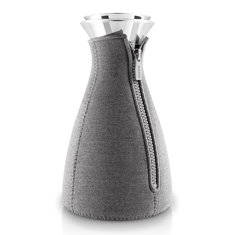 Кофейник Eva Solo Coffee Maker Cafesolo 1.0L Dark Grey, темно-серый