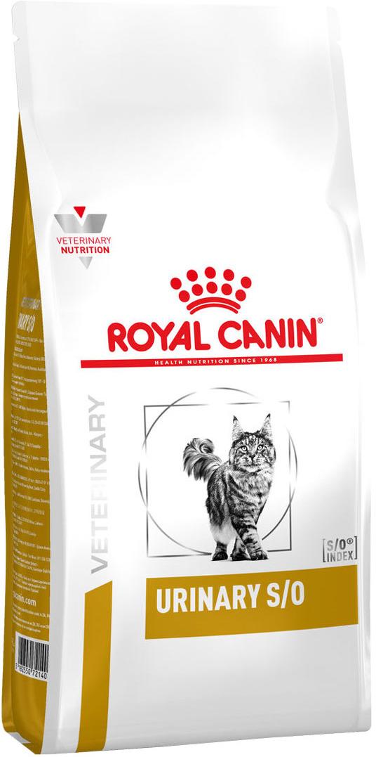 Корм сухой диетичесий Royal Canin Urinary S/O LP34 для кошек, при заболеваниях мочекаменной болезнью, 1,5 кг корм сухой royal canin vet urinary s o high dilution umc34 для кошек при лечении мочекаменной болезни быстрое растворение струвитов 7 кг