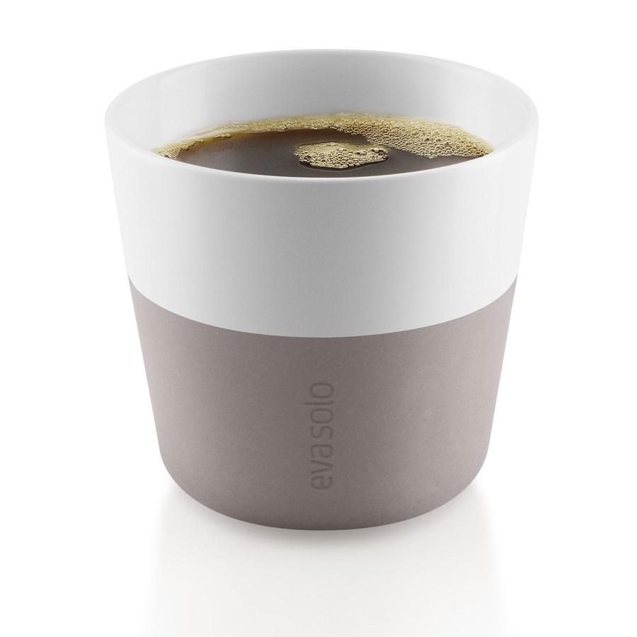 Набор кофейный Eva Solo Lungo Tumbler Purple Grey, серый