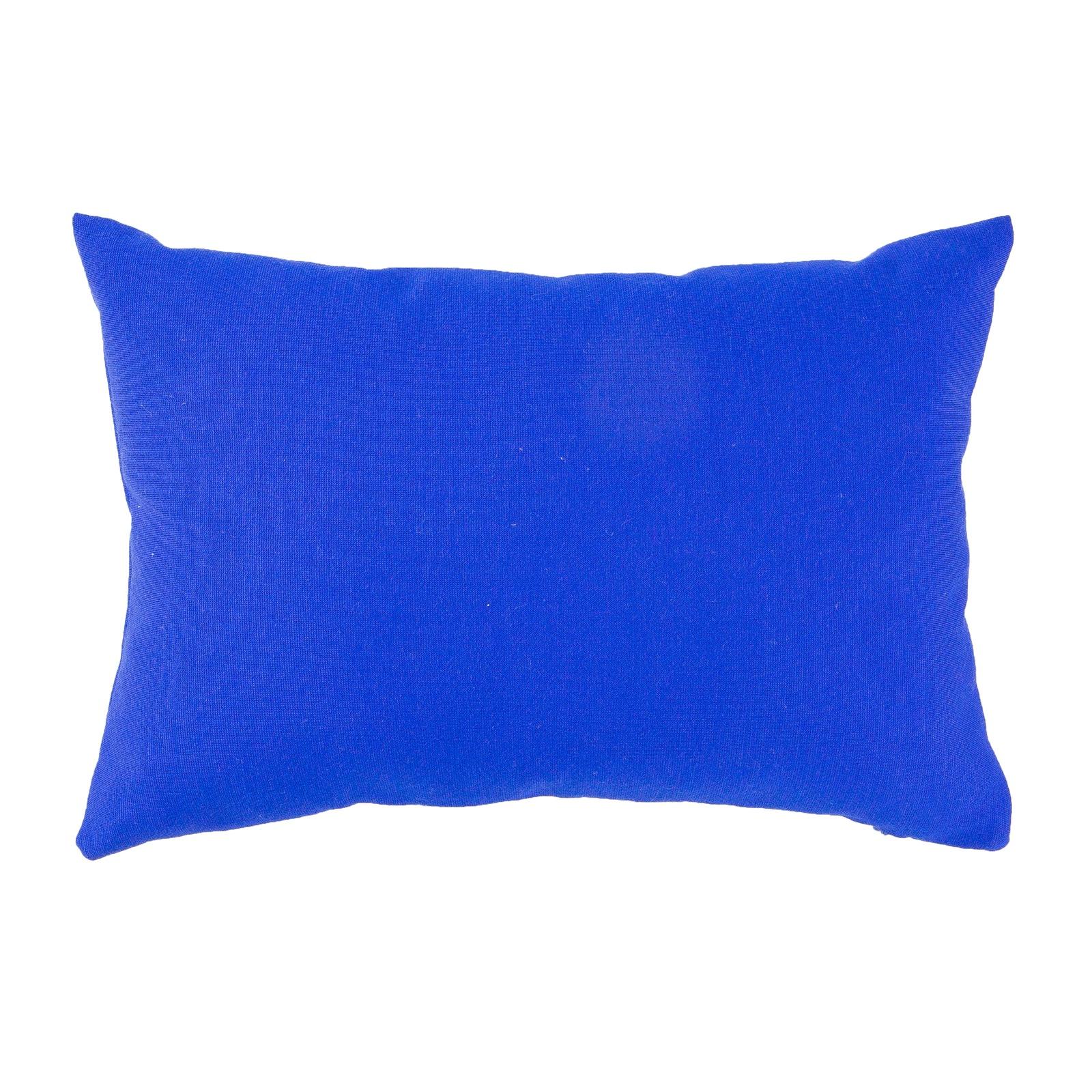 Подушка декоративная Impression Style 0042, синий