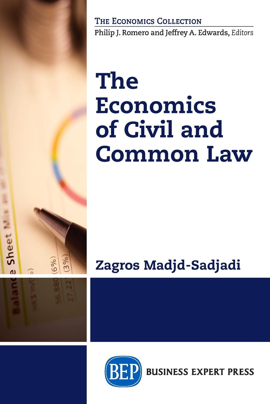 Zagros Madjd-Sadjadi The Economics of Civil and Common Law edited by alison dunn the voluntary sector the state and the law