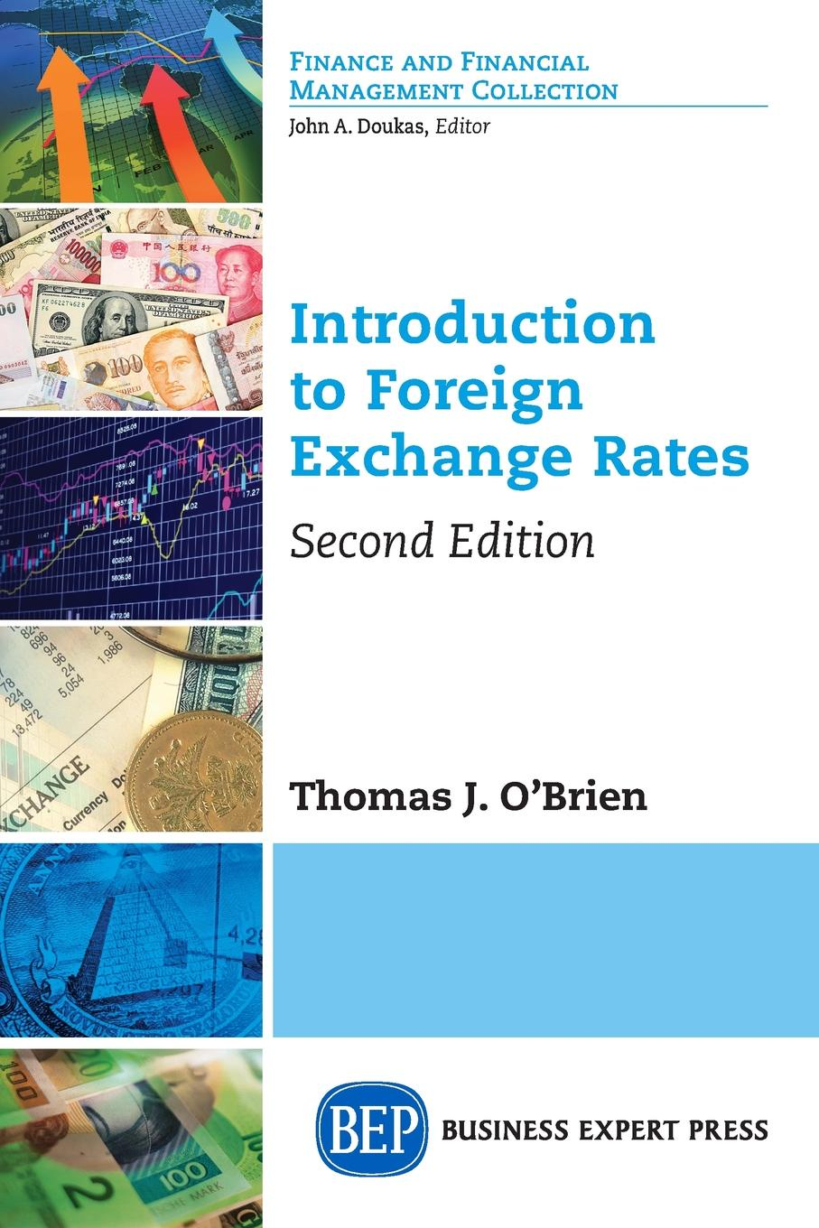 Thomas J. O'Brien Introduction to Foreign Exchange Rates, Second Edition недорго, оригинальная цена