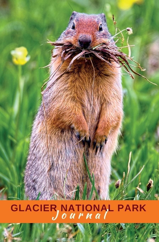 Huzzah Publishing Glacier National Park Journal. Columbian Ground Squirrel