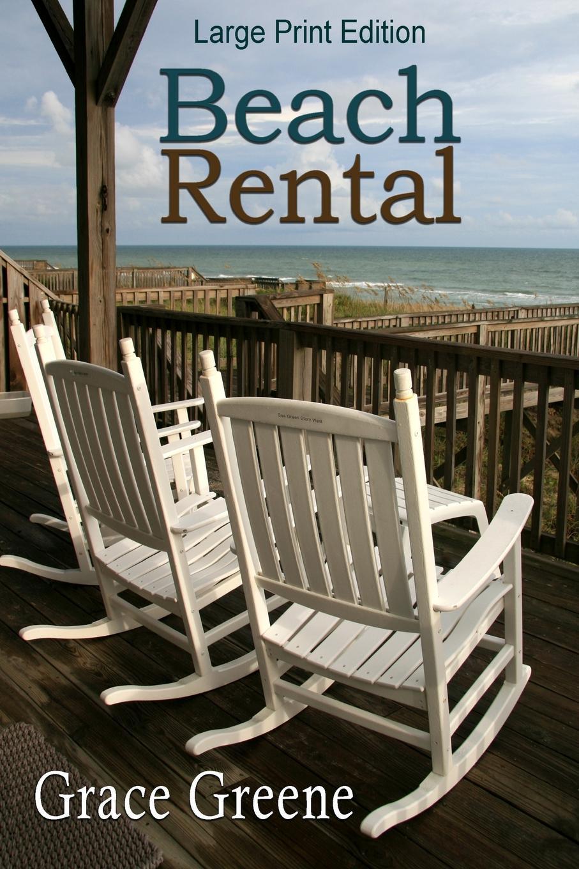 Grace Greene Beach Rental (Large Print) стоимость