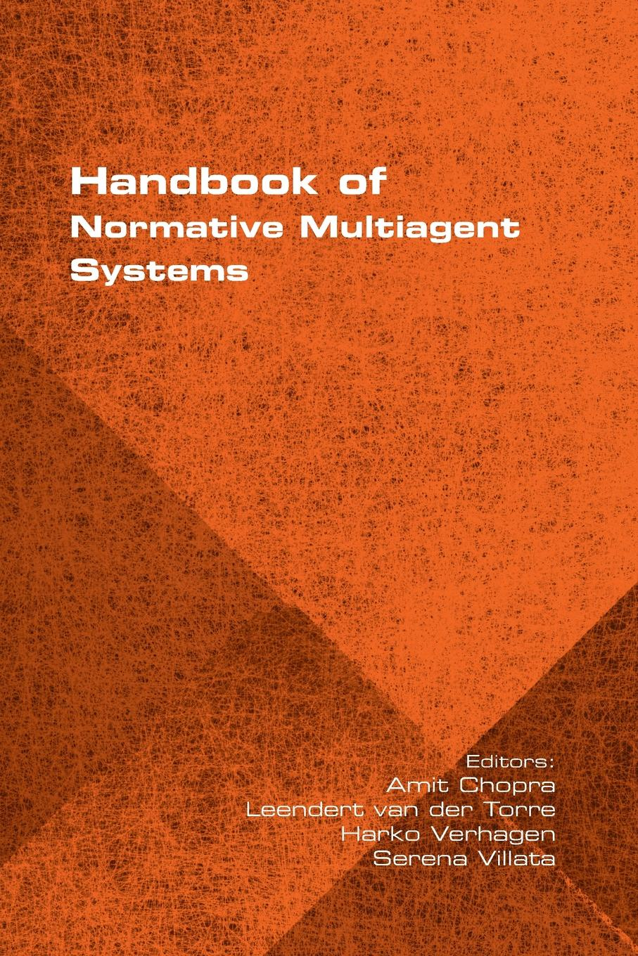 Handbook of Normative Multiagent Systems cyber physical systems of systems foundations a conceptual model and some derivations the amadeos legacy