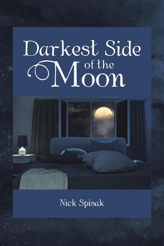 Nick Spisak Darkest Side of the Moon rhinestone moon star lightning eye charm bracelet