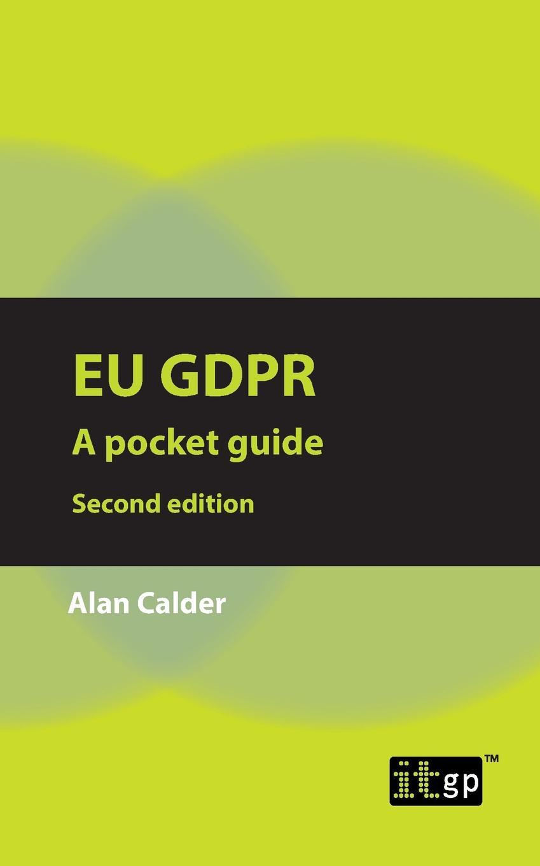 Alan Calder EU GDPR, second edition. A pocket guide national audubon society pocket guide to familiar mammals