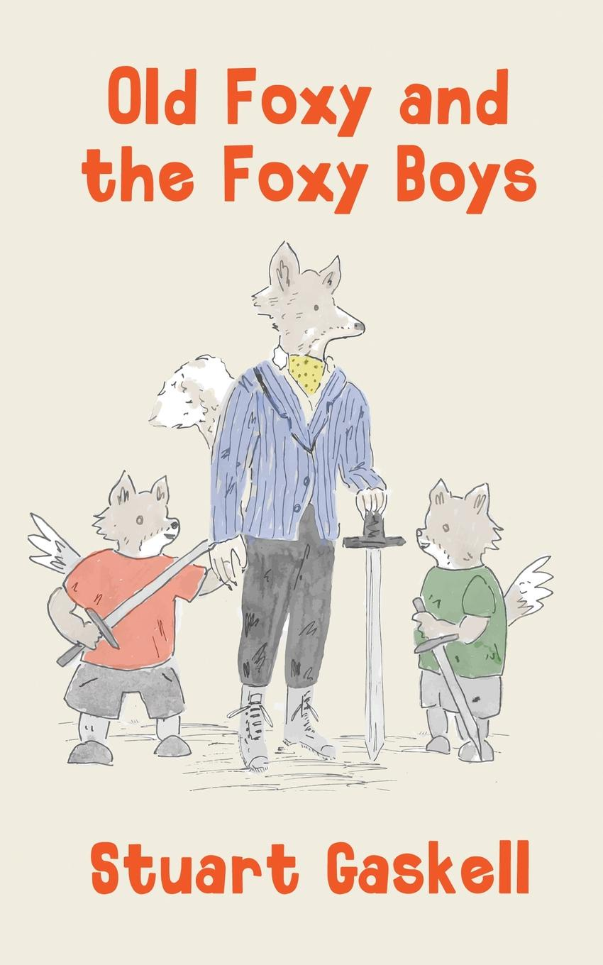 Stuart Gaskell Old Foxy and the Foxy Boys men make old destroyed jeans