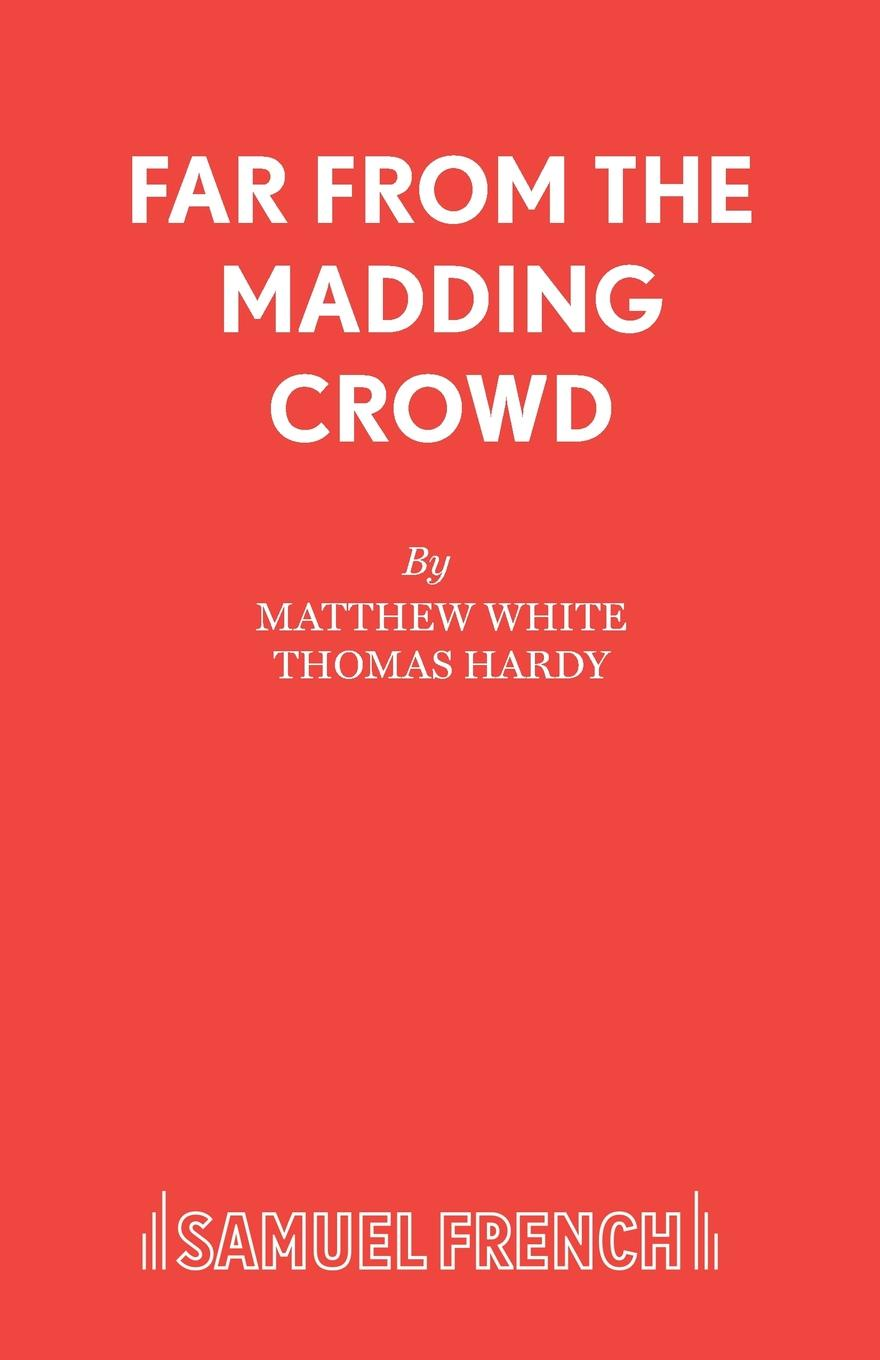 Matthew White, Thomas Hardy Far from the Madding Crowd hardy crobb s водолазки