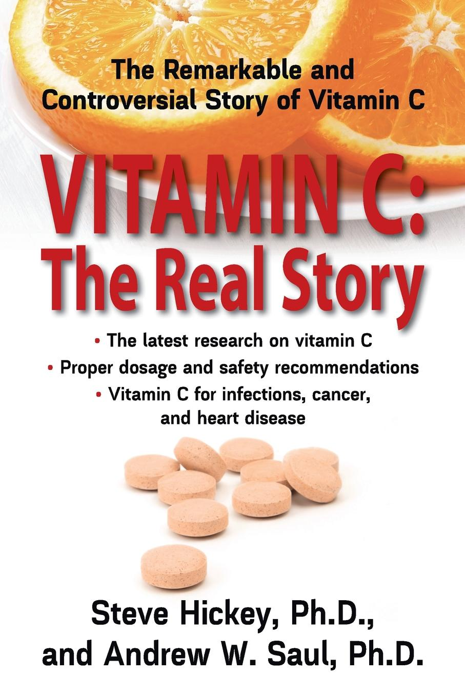 PhD Steve Hickey, PhD Andrew W. Saul Vitamin C. The Real Story 100g vitamin c powder