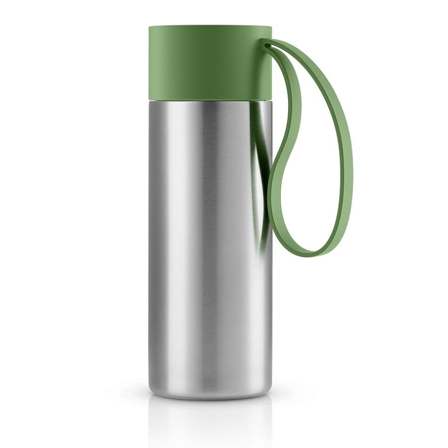 Термос Eva Solo To Go Cup 0.35L Botanic Green, светло-зеленый