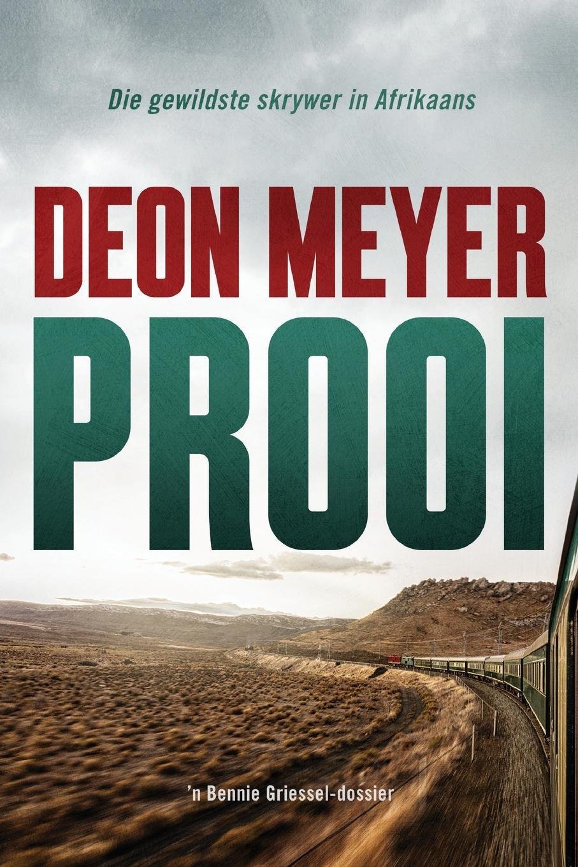 Deon Meyer Prooi mink keer 3 l
