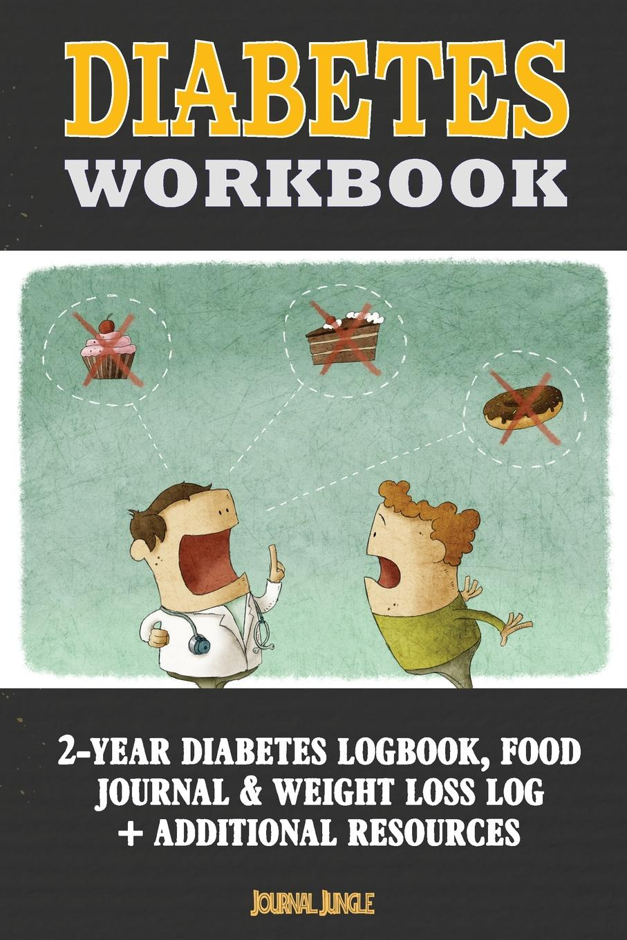 Journal Jungle Publishing Diabetes Workbook. 24-Month Diabetes Self Management Workbook (Contains Blood Sugar Log, Weight Loss Log, Nutrient Guide, Calorie Expenditure Table, Daily Calorie Needs List and Medications List (6x9 Inches - Portable) 3 inches of blood 3 inches of blood long live heavy metal