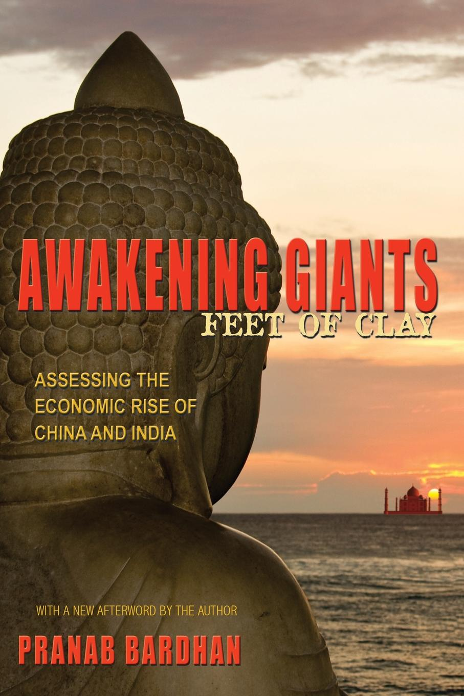 Pranab Bardhan Awakening Giants, Feet of Clay. Assessing the Economic Rise of China and India feet of clay