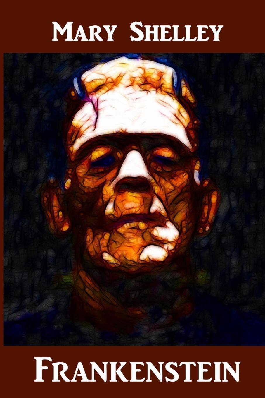 Mary Shelley Frankenstein. Frankenstein, Danish edition цены