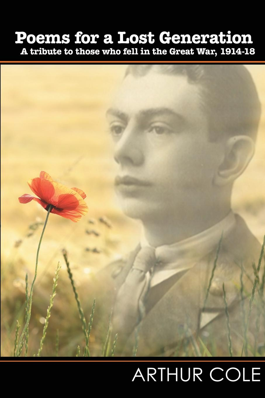 Arthur Cole Poems for a Lost Generation early german aces of world war i