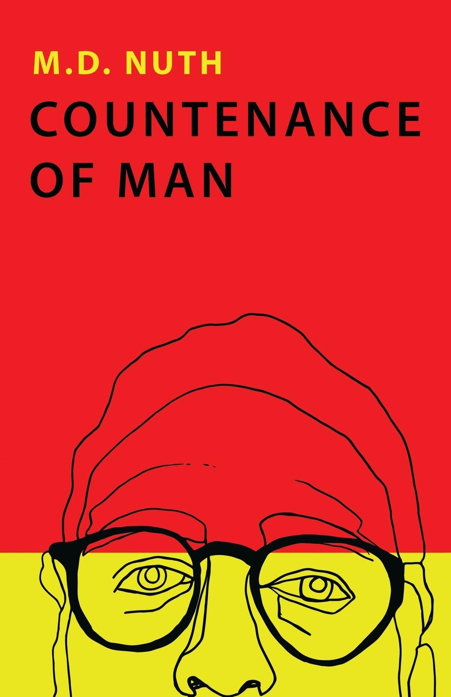 M. D. Nuth Countenance of Man a man rides through