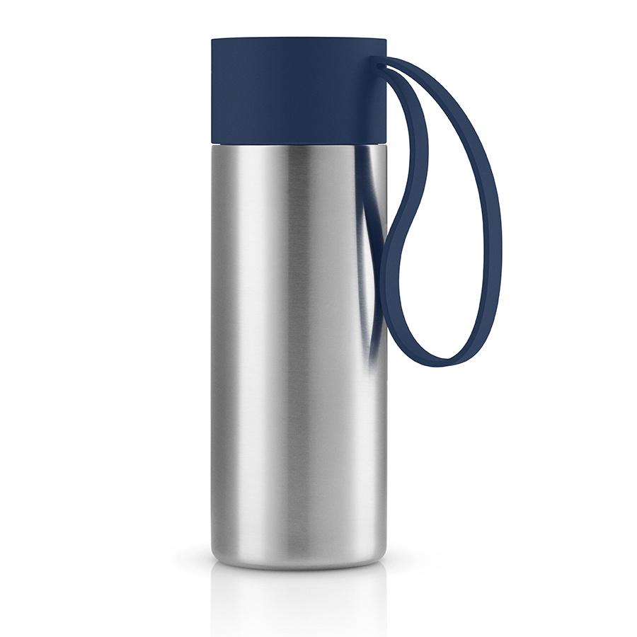 Термос Eva Solo To Go Cup 0.35L Navy Blue, темно-синий