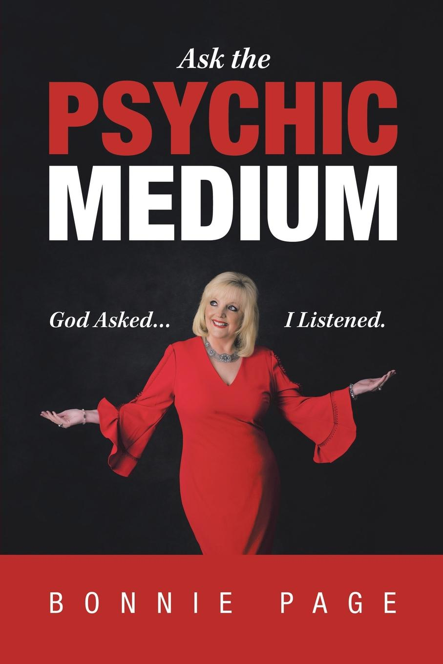 Bonnie Page Ask the Psychic Medium the kindly ones