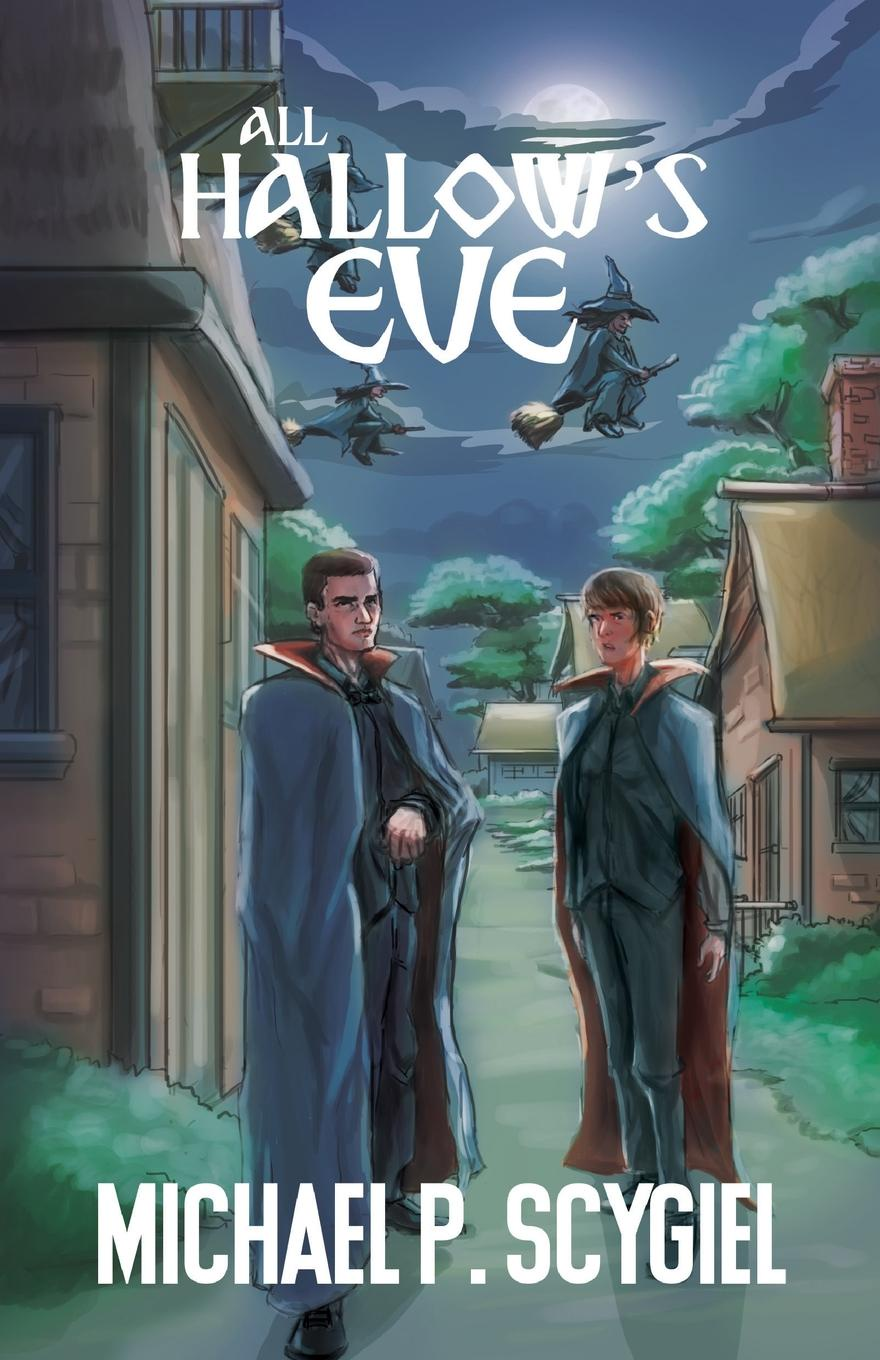 Michael Scygiel All Hallow.s Eve. The Escape of the Witches boy and going solo