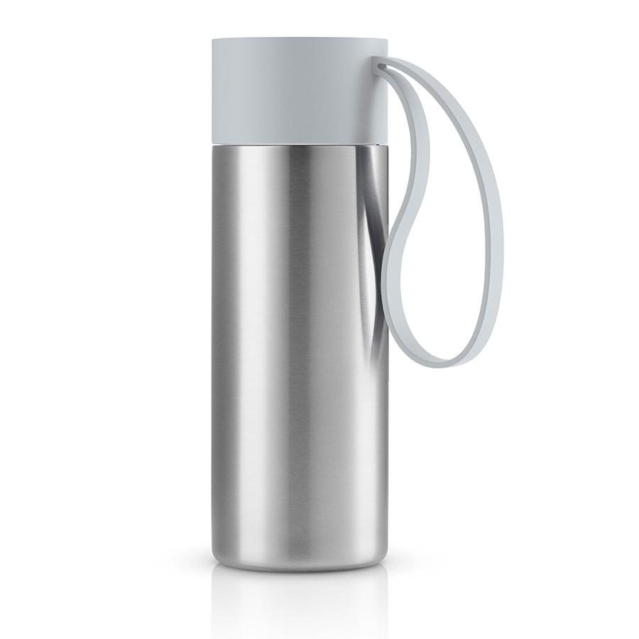 Термос Eva Solo To Go Cup 0.35L Marble Grey, серый