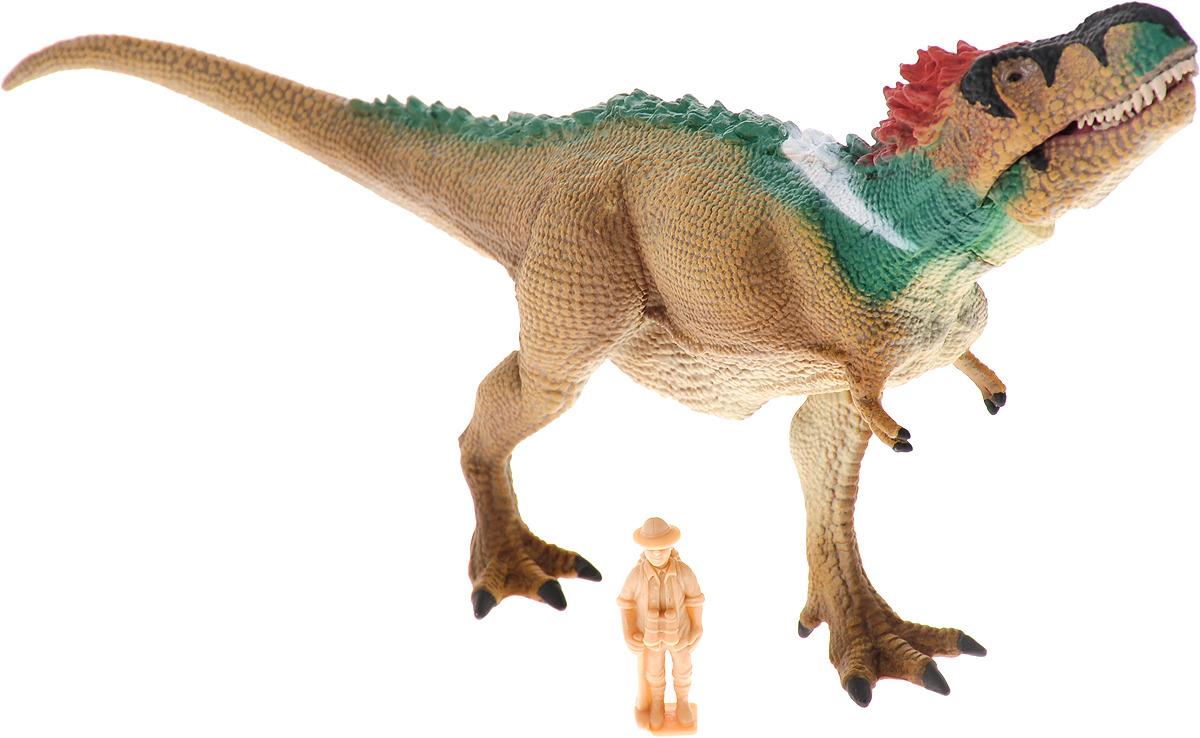 Фигурка Collecta Пернатый Тираннозавр Рекс с подвижной челюстью, 88838b цены онлайн