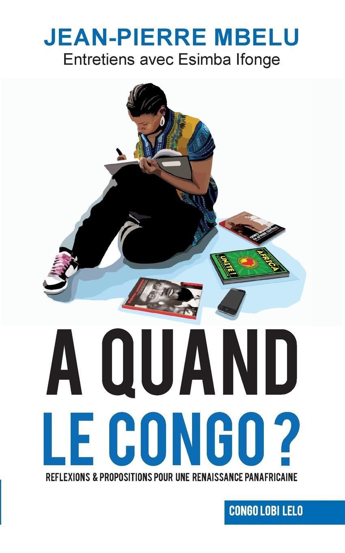 Jean-Pierre Mbelu, Esimba Ifonge A quand le Congo. цены